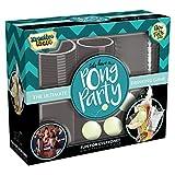 KreativeKraft Giochi Alcolici | Kit Completo Premium per Beer Pong con Bicchieri Plastica ...