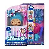 Baby Alive- Martina Crece de Verdad (Hasbro...