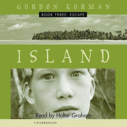 Island III audiobook cover art
