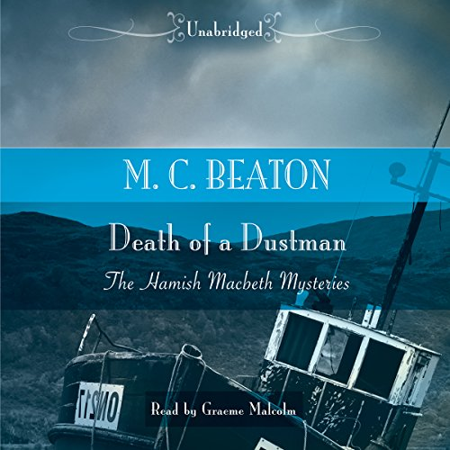 Death of a Dustman                   Auteur(s):                                                                                                                                 M. C. Beaton                               Narrateur(s):                                                                                                                                 Graeme Malcolm                      Durée: 4 h et 58 min     2 évaluations     Au global 5,0