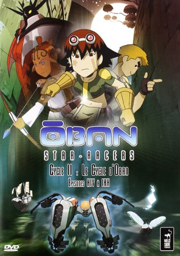 Oban Star Racer, Cycle II, Episodes XIV à XIX