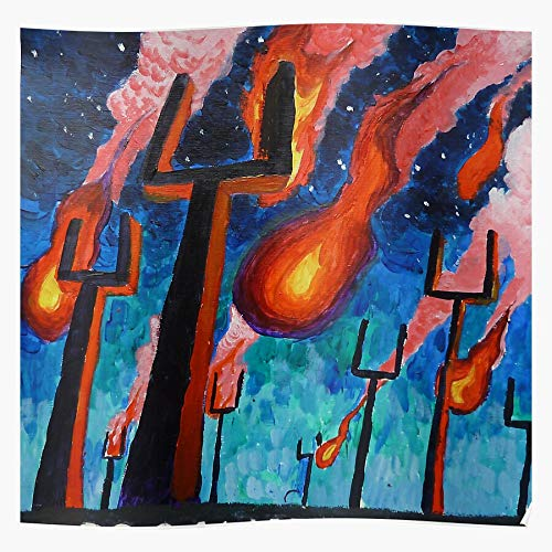 Joeshu Merchandise Howard Origin Muse Absolution Bellamy Album Matt Alt Apocalypse Symmetry Apocalyptic Rock Prog Music Band Merch of Surrealism Dominic Dom Vinyl Art Surrealist Geschenk für Wohnku