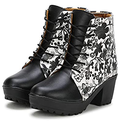 FASHIMO Women's & Girl's Boot