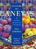 Le livre du canevas - 20 modèles de travaux à l'aiguille