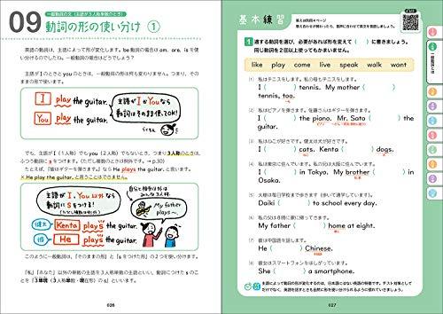 中1英語をひとつひとつわかりやすく。改訂版(中学ひとつひとつわかりやすく)