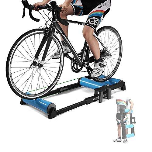Zwy Deportes Bike Trainer Rodillos for Bicicletas de montaña, con un diámetro...