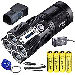 Nitecore Tiny Monster TM26 LED bundle kit review