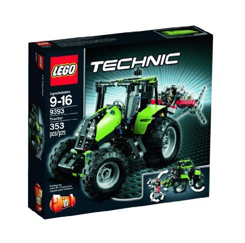 LEGO Technic Tractor 9393