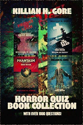 Horror Quiz Book Collection (English Edition)