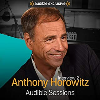 Anthony Horowitz - August 2017 cover art