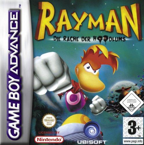 Rayman Hoddlum's Revenge (Software Pyramide)