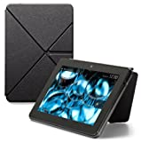 Amazon Kindle Fire HDX Standing Leather Origami Case (3rd