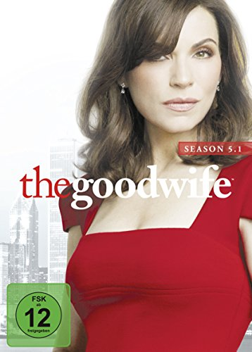 The Good Wife - Season 5.1 [3 DVDs]