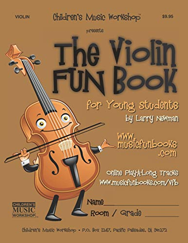 best beginner violin book