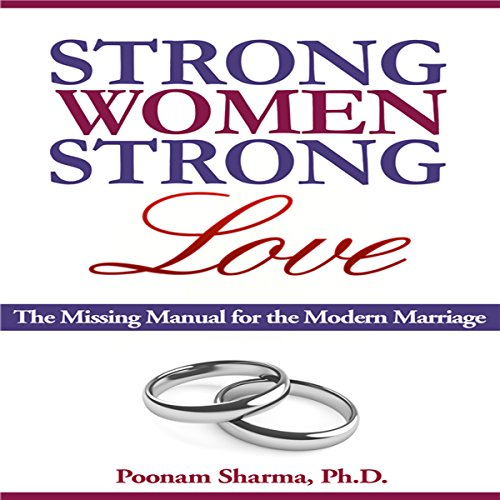 Strong Women, Strong Love audiobook cover art