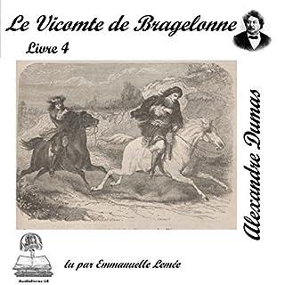 Couverture de Le vicomte de Bragelonne 4