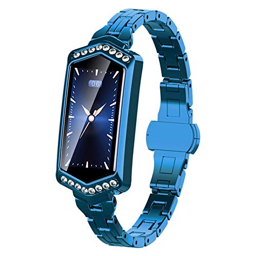 Horloge Mode Smart Armband Vrouwen Fitness Tracker Hartslagmeter Bloeddruk Zuurstof Armband Band Vriendin