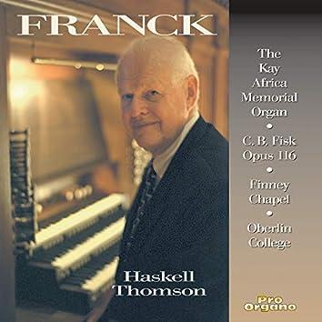 Franck: Organ Works