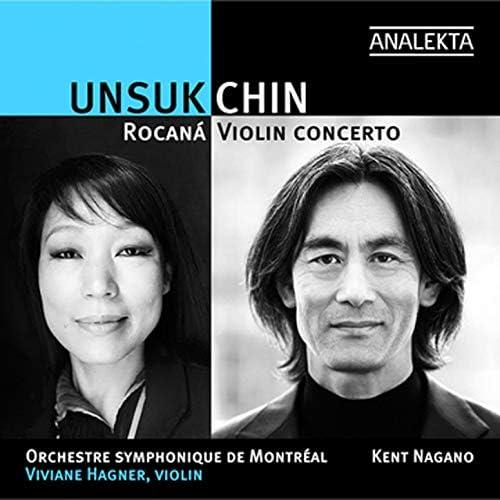 Orchestre Symphonique de Montréal & Viviane Hagner
