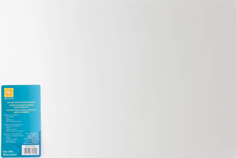 Simplicity Creative Group, Inc EZ Quilting 882670050 No Melt Myl