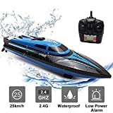STOTOY Remote Control Boat for Lakes and Pools, High Speed Electric RC Boat