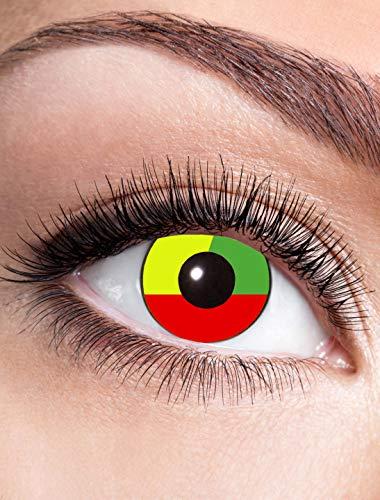 Zoelibat Kontaktlinsen Einhorn