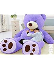 ぬいぐるみ 特大 くま/テディベア アメリカ 可愛い熊 動物 250cm 大きい/巨大 くまぬいぐるみ/熊縫い包み/クマ抱き枕/お祝い/ふわふわぬいぐるみ (画像通り)