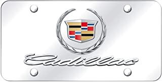 Best cadillac wreath license plate frame Reviews