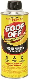 WM BARR FG654 16 oz Goof Off Remover