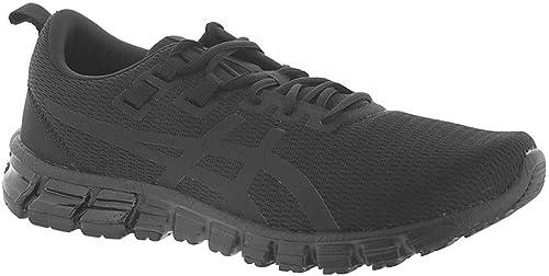 ASICS - - - Chaussures Gel-Quantum 90 pour Femmes, 41.5 EU, noir noir 756
