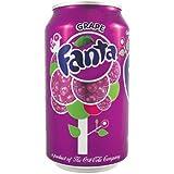 Fanta Grape 355 ml - 12 cartuchos de 3,00 euros
