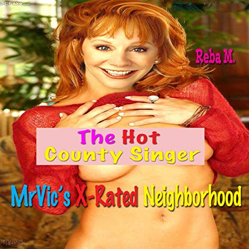 『Mr. Vic's X-Rated Television: The Hot Country Singer』のカバーアート