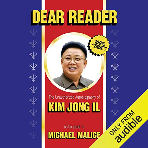Dear Reader  By  cover art