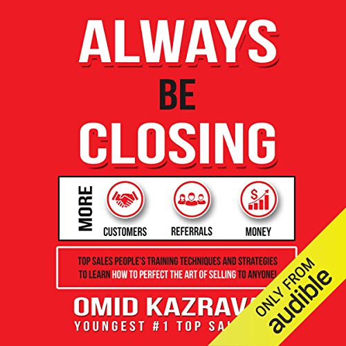 Always Be Closing audiobook cover art