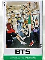 BTS 防弾少年団 グッズ / トランプ カードゲーム (フォトカード) 54枚セット - Playing Cards (Photo Card) 54pcs [TradePlace K-POP 韓国製]