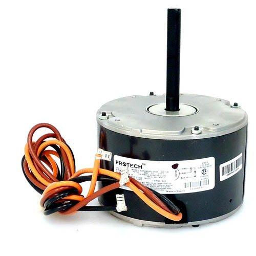 K55HXDRL-0014 - OEM Upgraded Emerson Condenser Fan Motor 1/6 HP 208-230 Volts 1075 RPM