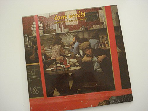 Nighthawks at the Diner. Tom Waits Stereo [Vinyl] Unknown