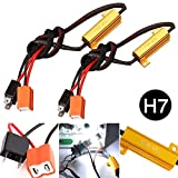Lypum 2X H7 50W 6? LED Canbus Last Lastwiderstand...