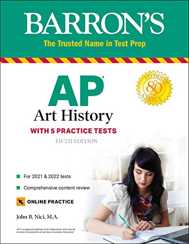 Best History Books 2021 The 4 Best AP Art History Books [2020 2021]   Exam Shazam