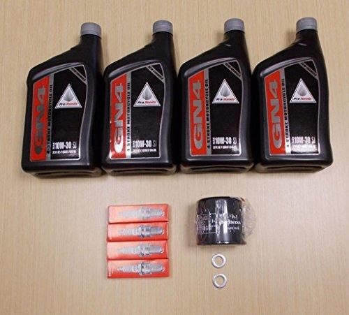 Honda VTX 1300 VTX1300 OE Basic Oil Service Tune-Up Kit 2004-2009