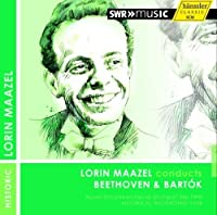 Lorin Maazel Conducts Beethoven and Bartok by Stuttgart Radio Symphony Orchestra (2013-09-24)