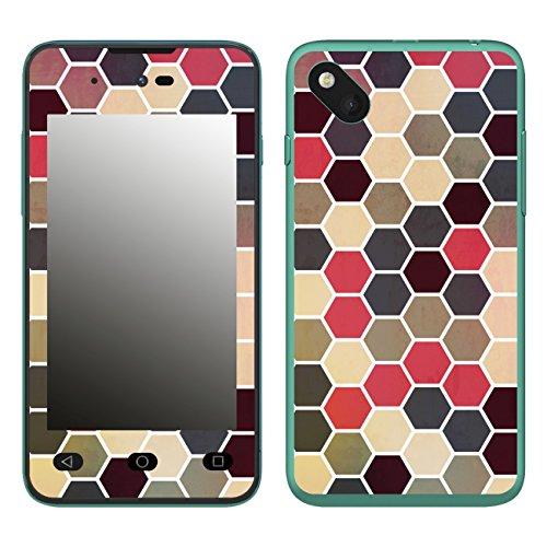 Disagu SF-106598_1205 Design Folie für Wiko Sunset 2 - Motiv Polygone 02