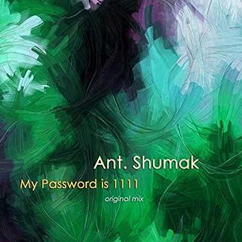 My Password Is 1111