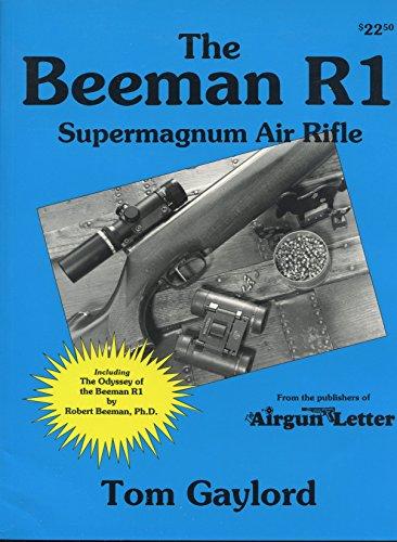 The Beeman R1 supermagnum air rifle