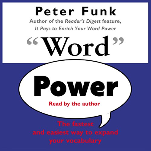 Word Power audiobook cover art