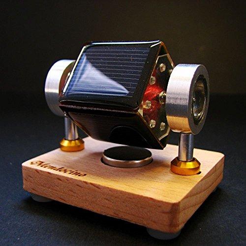 HandsMagic Solar Toy Mendocino Motor Wolkige Arbeit Wissenschaft Physik Spielzeug Lernspielzeug
