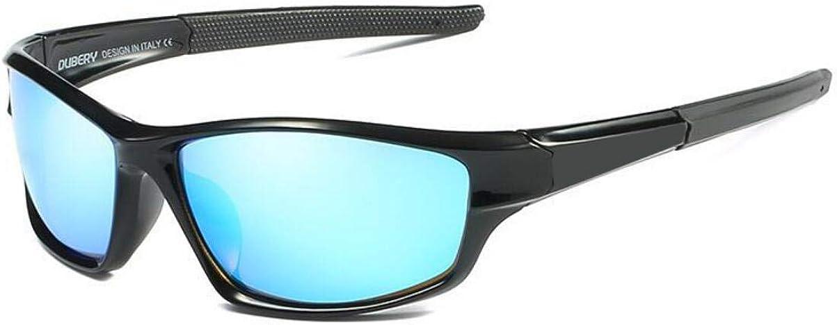 para conducci/ón ecol/ógico correr material ultraligero de policarbonato. ciclismo GRAFIT Gafas de sol polarizadas para hombre y mujer