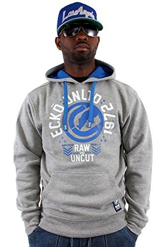 Ecko - Sweat-shirt à capuche - Homme - gris - S