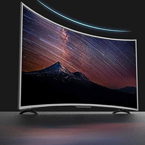 ciciglow Televisión Elegante De La Pantalla Curvada De 32 Pulgadas, Resolución De HDR 1920x1200 con Frecuencia De Actualización De WiFi 60Hz(Normativa Europea)