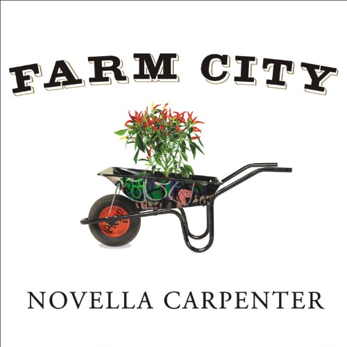 Farm City audiobook cover art